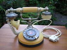 Telephone 'T' Bakelite, Zylonite,Ivoreen c.1960's