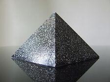 Orgone Yin Yang Black & White Positive/Negative Balancing 2 Pyramids Harmonise