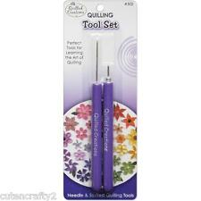 Quilled Creations - Slotted Quilling and Needle Tool Set Q302