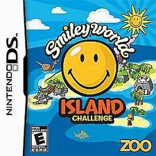 Smiley World Island Challenge - Nintendo DS, brand new sealed