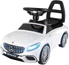 Mercedes Babyauto Kinderauto Rutscher Spielzeugauto mit LED, Ton Lauflernwagen