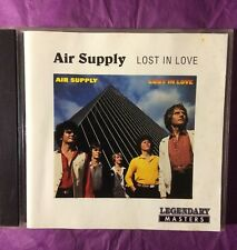 AIR SUPPLY Lost In Love RARE AUSTRALIAN 10 Trk CD