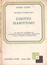 Diritto marittimo. . 1966. .