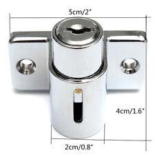 Aluminum Sliding Patio Door Window Bolt Lock Catch Push Lock Security Child New