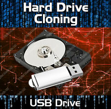 COPY HARD DRIVE CLONE DISK IMAGE BACK UP DUPLICATING SOFTWARE WINDOWS USB DRIVE