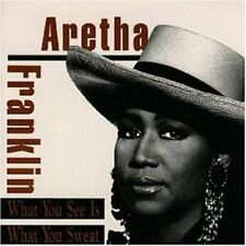 Aretha Franklin What You See Is What You Sweat (1991)