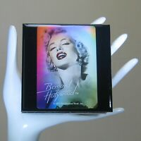 Marilyn Monroe  Limited Edition Collector Card Movie Drink Coaster