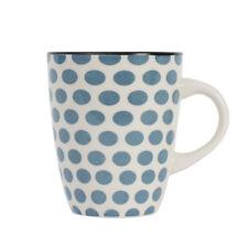 ProCook Dartmouth Stoneware Spotty Mug Blue - 380ml