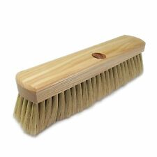 "Flat Back Brush 12"" With Handle Hole"