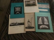 6 Catalogs Antique Scrimshaw and Whaling Items