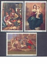 Great Britain 1967 CHRISTMAS (3) SG 756-8 Unhinged Mint
