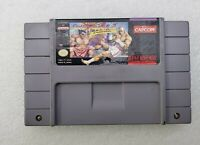 Super Street Fighter II 2 Turbo Nintendo SNES Game Authentic