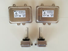 2x NEW OEM! 08-10 VW Touareg Xenon BALLAST & HID D1S Light BULB KIT CONTROL UNIT