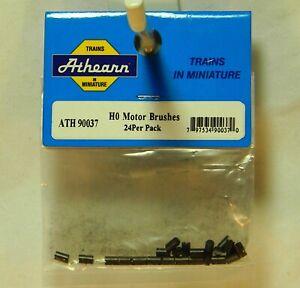 NEW HO Athearn #90037 Motor Brushes 24 Pack