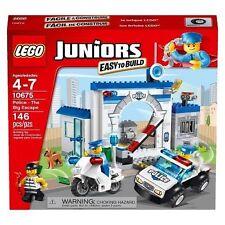 LEGO Juniors 10675 Police The Big Escape Retired And Rare BNIB Free Shipping