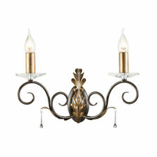 Applique Elstead en bronze