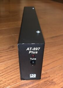 LDG AT-897 Plus - automatic antenna tuner for Yaesu FT-897/FT-897D