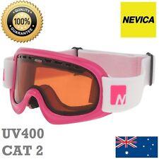 NEVICA RIDE SKI GOGGLE - PINK   UV400 CAT 2 PROTECTION ==BRAND NEW==