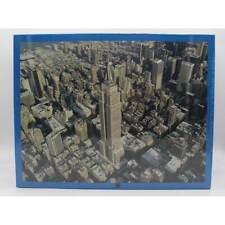 Puzzle New York veduta aerea,1000 pezzi, 48 x 68 cm, Impronteedizioni