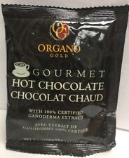 ORGANO GOURMET HOT CHOCOLATE(Instant cocoa) WITH GANODERMA 6 Sachets