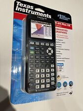 Texas Instruments Ti-84 Plus Ce Color Graphing Calculator - Black PythonEdition