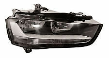 AUDI A4 2012-2016 HEADLIGHT HEADLAMP RH RIGHT O/S OFF SIDE DRIVER SIDE OFF SIDE