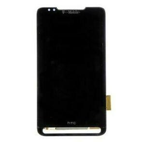 HTC HD2 LCD Display Assembly with Digitizer and Flex Cable T-Mobile Logo