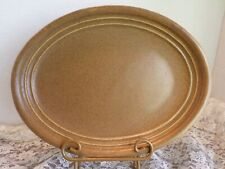 Monmouth Western Pottery Maple Leaf Ovenproof PLATTER
