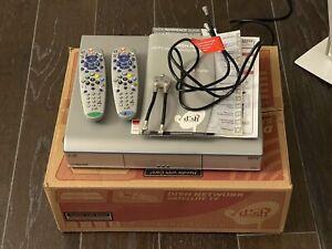 DISH Network ViP622 DVR Dual Satellite & OTA Off-the-air Tuners Remote Box CLEAN
