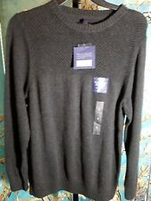 NWT Croft & Barrow Mens Crewneck Sweater, Size Small, Retail $55.00