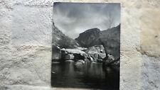 Southwest Scenic 1950s Chlorobromide Print On Kodak Medalist or Defender Paper