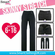 Slim, Skinny, Treggings Unbranded Low Trousers for Women