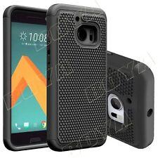Hard Plastic Rubber Fit Case for LG Nokia HTC Various Phones Defender Back Cover