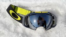 Ski goggles Oakley Airbrake - Yellow hawk / black silver + hi yellow (REPLICA)
