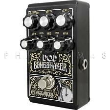 DigiTech DOD Boneshaker Hi-Gain Metal Guitar Effets Distortion Pedal - Brand NEW