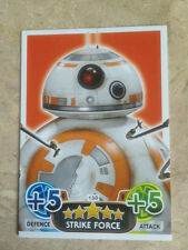 STAR WARS Force Awakens - Force Attax Trading Card #150 Puzzle
