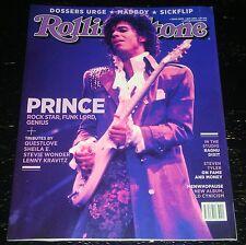 ROLLING STONE magazine 2016 Prince RIP, Aerosmith, Madboy, Sickflip, Menwhopause