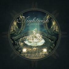 NIGHTWISH / DECADES - AN ARCHIVE OF SONG - 1996-2015 * NEW EARBOOK 2CD'S 2018 *