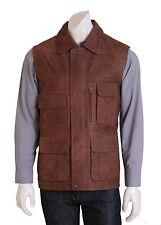 Zip Casual Waistcoats for Men
