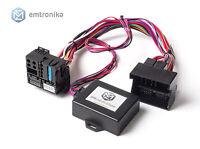 Enchufe y Juego BMW F10 F20 F15 F30 Nbt Evo Retrofit Navegación Adaptador