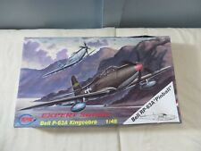 MPM 1:48 Bell P-63A Kingcobra RP-63A Pinball Model Kit 48038 48024 OPEN