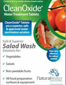 CleanOxide Salad Wash -Disinfect Food