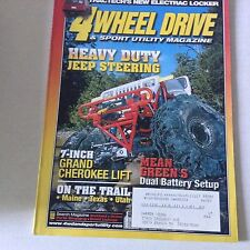 4 Wheel Drive Magazine Jeep Steering Mean Green's May 2003 053117nonrh2