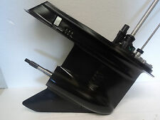 Evinrude 90 115 120 140 hp Outboard V4 Motor Lower Unit (Pre-1991 gearcase foot)