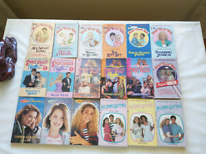 SWEET VALLEY HIGH X 12 Books - + Sweet Dreams/All that Glitters - 18 books