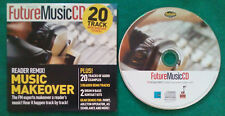 CD/DVD Compilation FUTURE MUSIC MAGAZINE SAMPLER April 2005 FM160 samples(C2)