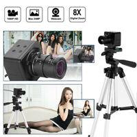 Full HD 1080P Camera 5M Pixel Autofocus Live Broadcast Video Recording Camera US