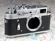 ZORKI 4 1st VERSION camera body only M39 NOT WORKING