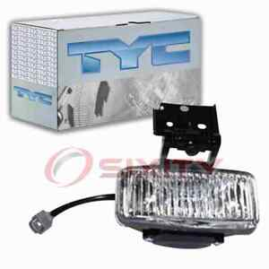 TYC Right Fog Light Assembly for 1997-1998 Jeep Grand Cherokee Electrical qa