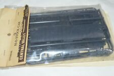 HO scale PARTS Central Valley 40' freight car floor underframe car train KIT (3)